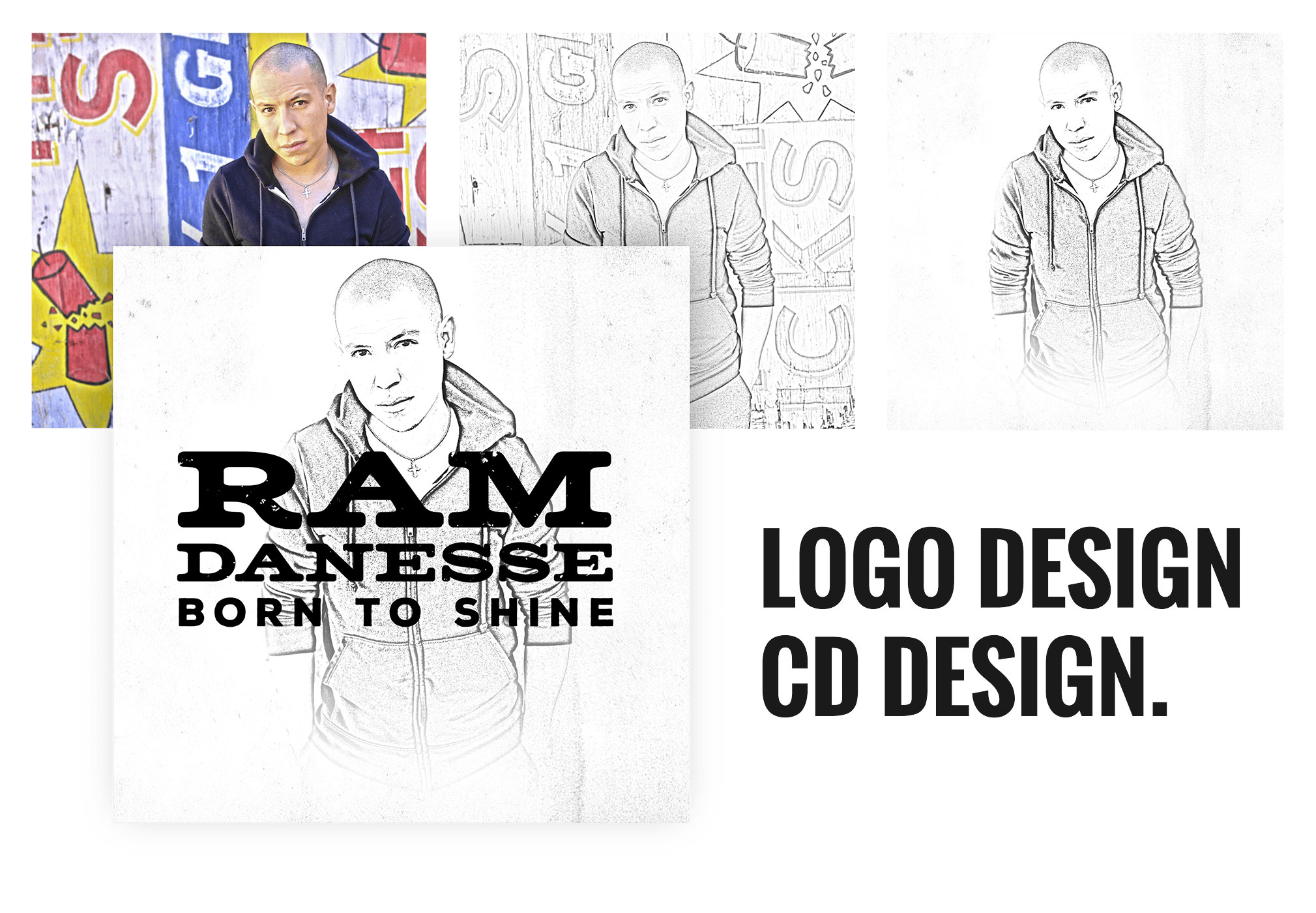 Cd Cover Design Foster Design Co.