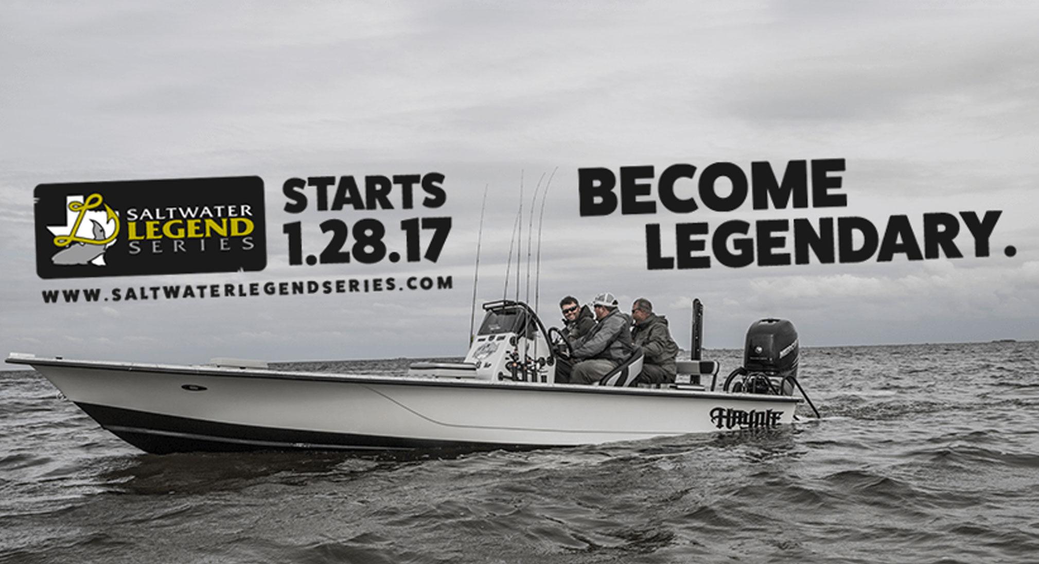 Saltwater Legend Series
